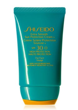Extra smooth sun protection cream  SPF30 Shiseido 50ml
