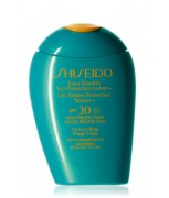 Extra smooth sun protection lotion SPF30 Shiseido 100ml