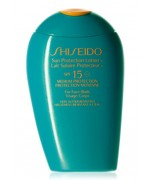 Sun protection lotion SPF15 Shiseido 150ml