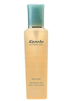 Relaxing fragrant mist body treatment Kanebo Sensai 200ml